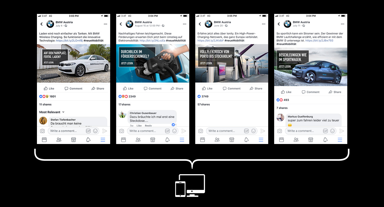 BMW ads FB
