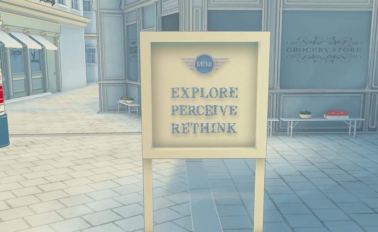 MINI Augmented Reality