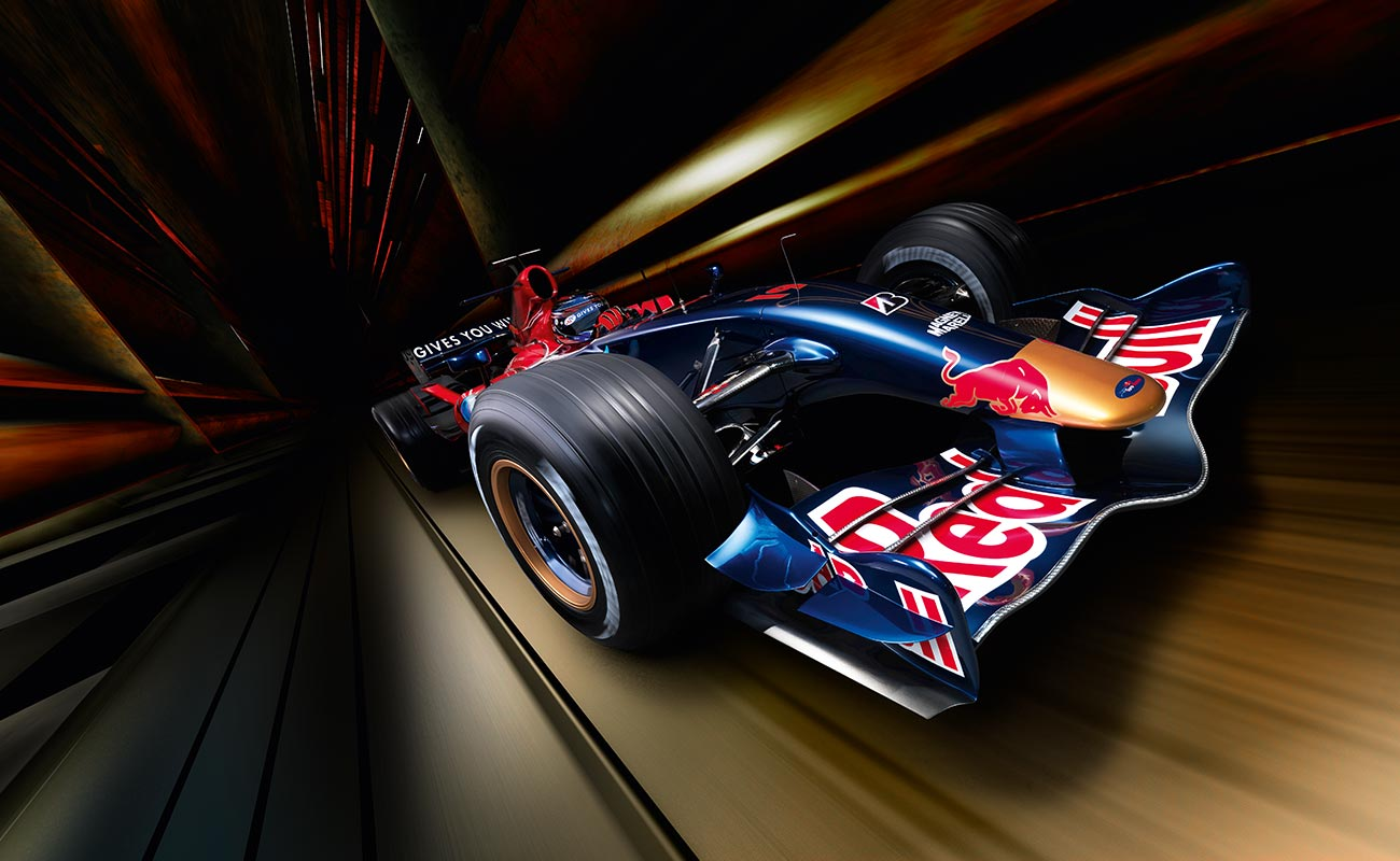 Scuderia Toro Rosso Shooting