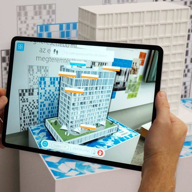 Daikin Augmented Reality